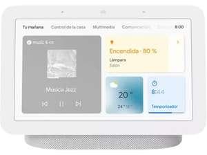 Nest Hub 2a generación + Chromecast por 81€