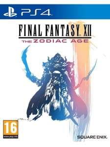 Final Fantasy XII HD The Zodiac Age (PS4)