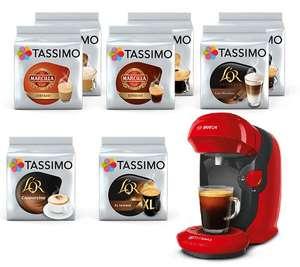 Cafetera Tassimo GRATIS por la compra de 8 packs de Café