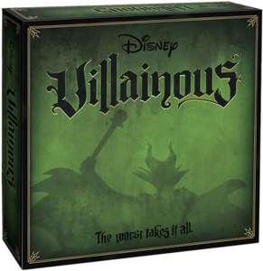 Juego de mesa Disney Villainous