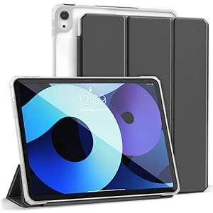 40% Fundas iPad Air 4 (Azul, Negro y Lila pastel)
