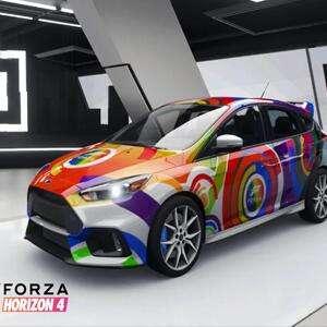 Forza Rainbow GRATIS Forza Horizon 4, Forza Motorsport 7 y Placa para Halo: The Master Chief Collection