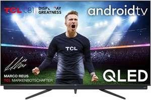 TELEVISIÓN TCL C81 55 pulgadas