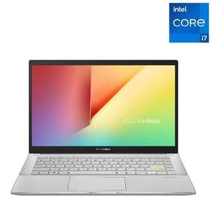 Portátil ASUS VivoBook S14 S433EA-AM612T, i7, 16GB, 512GB SSD