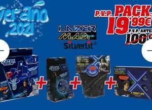 Pack Lazer Mad