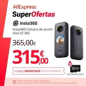 Insta360 ONE X2 PRECIAZO!!