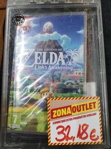 Switch Zelda Links Awakening Mediamarkt Castellón