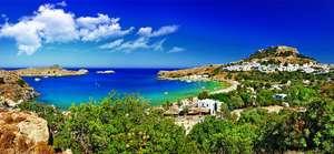 Chollazo a Rodas (Isla de Grecia) (Julio) 7 noches de hotel + cancelación gratuita + Vuelos directos por solo 137€ y TDI solo 212€ (PxPm2)