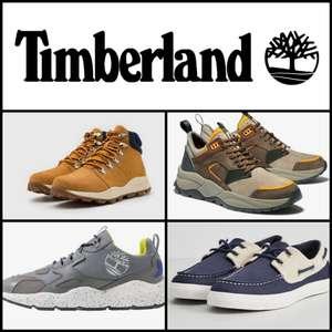 Recopilación Calzado Timberland para Hombre (+ de 40 Modelos)