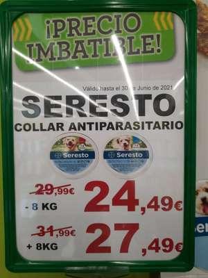 Seresto -8kg