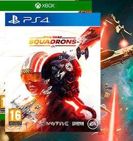 Star Wars: Squadron para PlayStation y Xbox en formato físico
