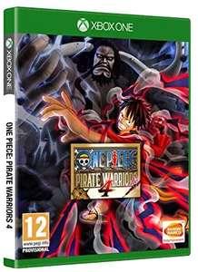One Piece Pirate Warriors 4 Xbox one Amazon/Mediamarkt
