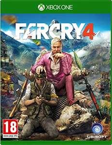 Far Cry 4 (Xbox) por solo 6€ (Físico)