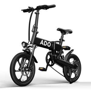 Bici eléctrica ADO A16 desde Europa