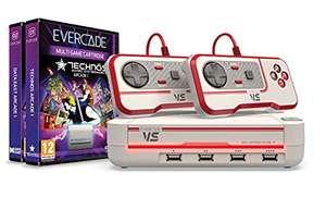 Paquete Premium Evercade VS