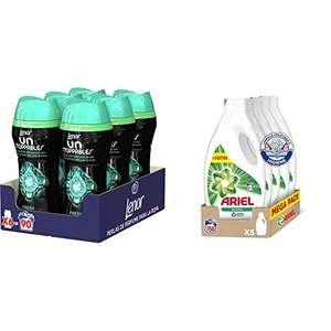 Pack Lenor UNstoppables y detergente Ariel