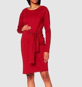 Vestido premamá en color rojo talla XL.