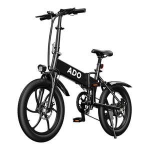 Bici eléctrica ADO A20 con envío gratis desde Europa