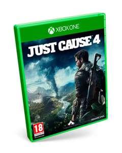 Just Cause 4 para Xbox en formato físico