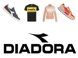 Rebajas en la marca Diadora [Zapatillas, camisetas, sudaderas...]