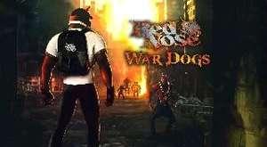 WarDogs: Red's Return (brawler de bajo presupuesto estilo Final Fight/SoR) PS4