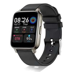 """Smartwatch, Reloj Inteligente Deportivos Hombre Mujer Pantalla TFT de 1,69"""", Impermeable IP68 (leer descripción para precio"""