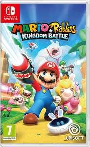 Mario + Rabbids® Kingdom Battle 6€, NBA 2K21 3€, Mark of the Ninja, Don't Starve, This War of Mine (eShop)