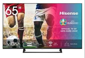 "TV Hisense 65"" UHD 4K Smart TV HDR10+ Alexa integrado"