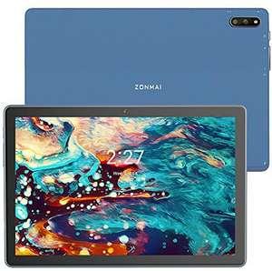 Tablet 10.1 Pulgadas Android 10.0   Tableta 5G WiFi Ultrar-Rápido Quad-Core 1.6GHz 4GB RAM + 64GB ROM
