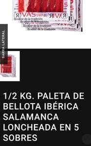 Paleta Ibérica Bellota