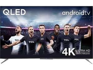 Televisor TV TCL C715 de 55 pulgadas QLED