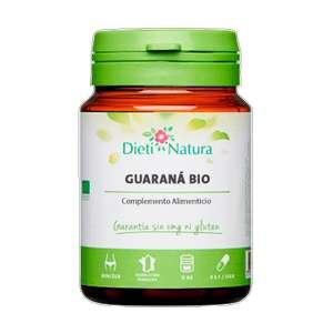 60 cápsulas Guaraná Bio // 200 cápsulas 7.2€