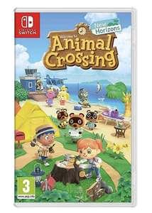 Animal crossing new horizons Switch