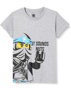 Camiseta Lego niña Talla 4 años