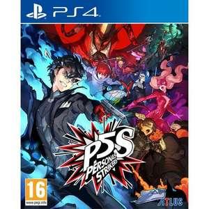 Persona 5 Strikers Editión Limitada (PS4)