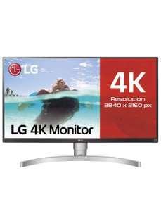 "Monitor Profesional LG 27UL650-W, 27"", IPS, 4K"