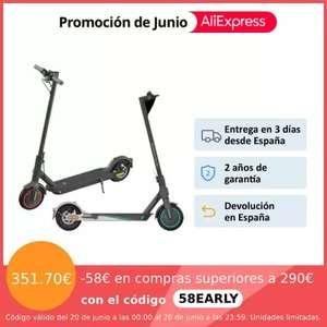 Xiaomi scooter Pro 2 desde España