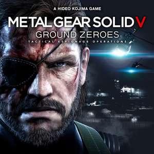 Metal Gear Solid Ground Zeroes Steam