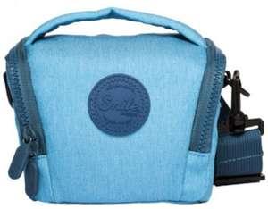 Smile Smart Tiny Bag Blue Bolsa para Cámara