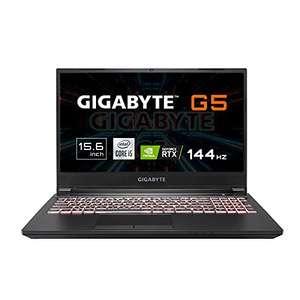 Portátil Gigabyte G5 - i5-10500H (6/12), 16gb, rtx 3060 105W, 144hz, 512gb