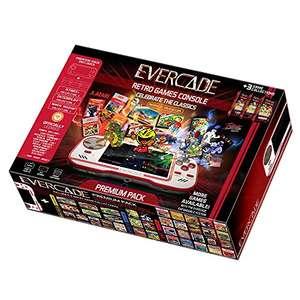 Evercade Premium pack hardware