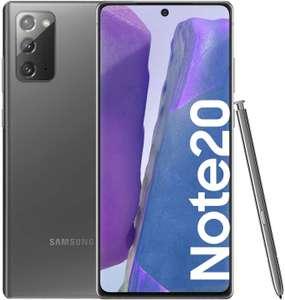 Samsung Note 20 8GB-256GB solo 499€