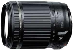 Tamron AF 18-200 mm F/3.5-6.3 XR Di II VC - para cámara Canon (18-200mm, apertura f/3.5-6.3, estabilizador óptico, diámetro filtro: 62mm