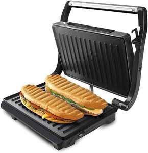 Taurus Grill & Toast - Sandwichera con placas grill antiadherentes, 700 W