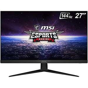 """MSI Optix 27"""" FullHD 144Hz 1ms solo 199€"""