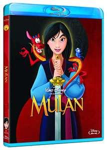 Mulán - Bluray - (prime day)