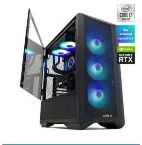 Pc Gaming I7 10700KF y RTX 3070
