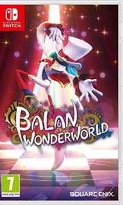 Balan Wonderworld Switch/PS4/PS5
