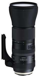 Tamron T80174 - Objetivo SP 150-600 mm F/5-6.3 Di VC USD G2 para Canon, negro