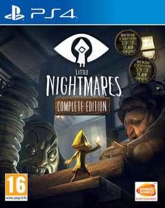 Little Nightmares - Complete Edition PS4 (MediaMarkt)